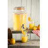 Retró Limonádés Üveg