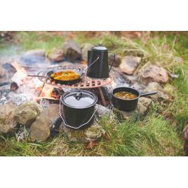 Kültéri Sütő-főző Szett