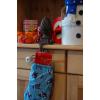 Karácsonyi zoknitartó