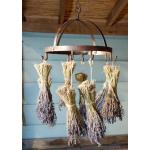 Öntöttvas fűszernövény és virágszárító
