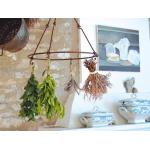 Fűszernövény és virágszárító