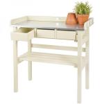 Kerti Ültető Asztal Fiókokkal