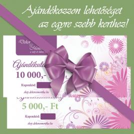 Dekor&Mentha Ajándékutalvány - NYOMTATOTT