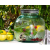 Rusztikus Limonádés Üveg