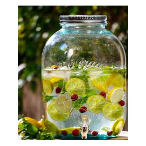 Óriás Limonádés Üveg
